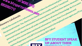 BFY Students Share Their Experience
