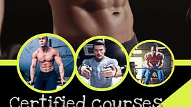 Certified Courses In Sports & Fitness At BFY
