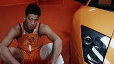 Phoenix Suns Jordan Jersey Reveal