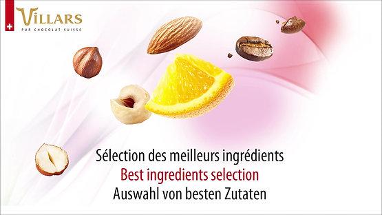 Villars Swiss Chocolate