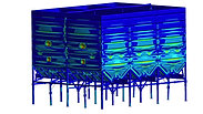 Ansys - Simulation of storage silo