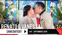 Renato & Vanessa | Same Day Edit Video by Phases and Faces Digital Photography
