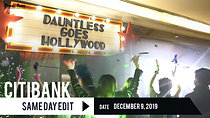 Citibank: Dauntless goes Hollywood | Same Day Edit by Phases and Faces Digital Photography