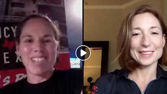Interview with Professional Triathlete - Brandi Swicegood