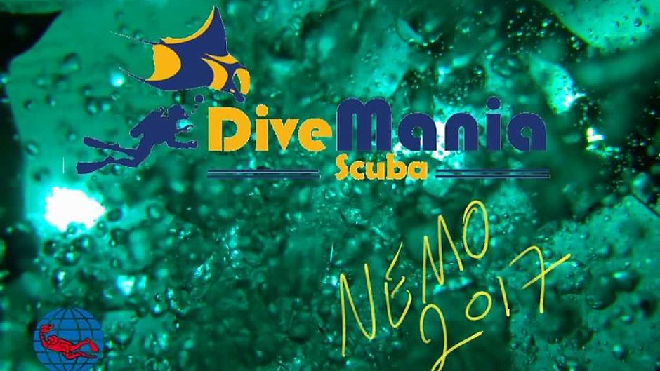 DiveMania at Nemo33 in 2015 and 2016