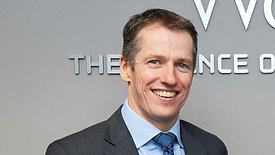 James Hallam, Vice President Europe Waters Corporation