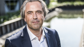 Jan Goossens, CEO Aquafin