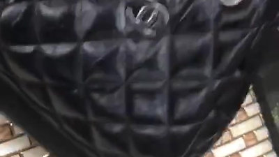 Gabrielle Leather Backpack
