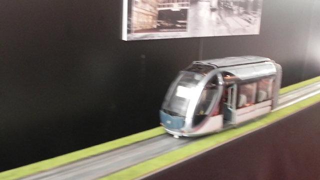 Installation tramway
