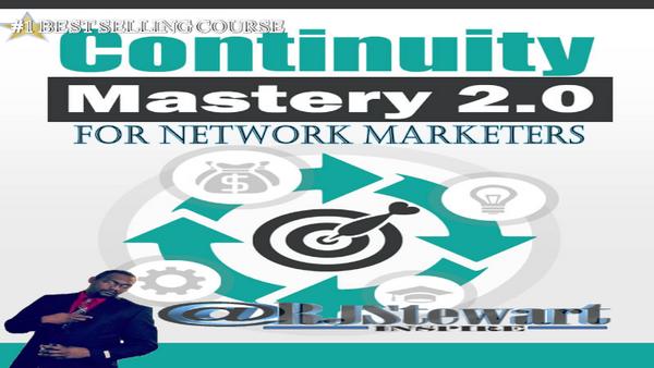Continuity Mastery 2.0