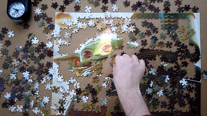 Puzzle Building