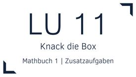 Mathbuch 1 – LU 11 – Knack die Box – Zusatzaufgaben