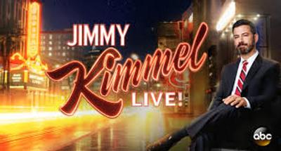 Jimmy Kimmel Live! Wood Harrelson Episode - Karen Rodriguez Scene