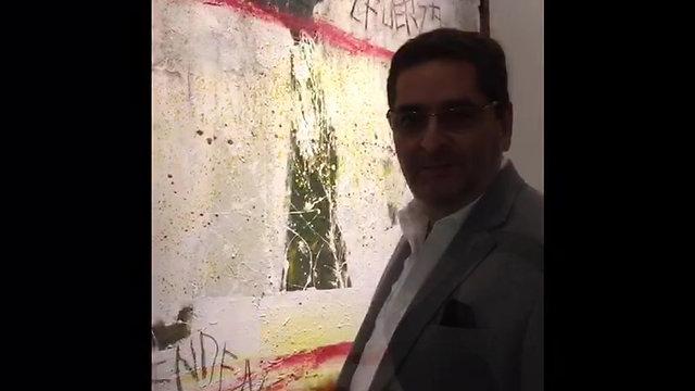 JORDI MOLLA ART EXIBIT VIDEO