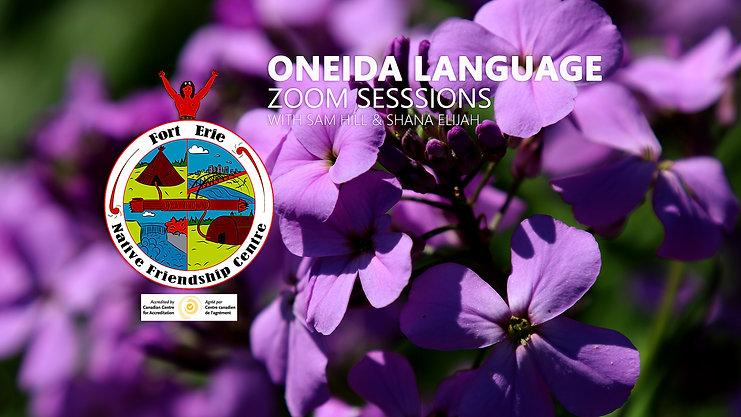 Oneida Language Classes