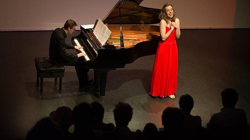 Liedduo met sopraan Annelies Van Hijfte