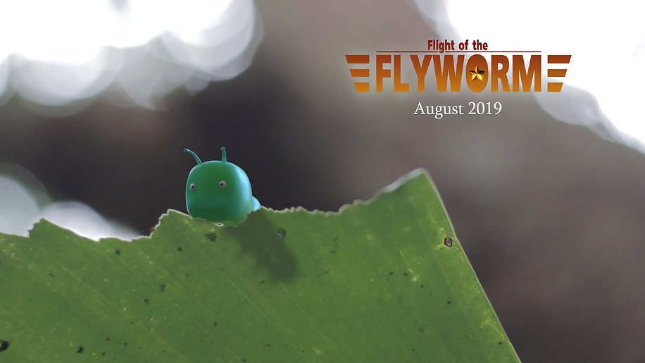 Flight of the Flyworm