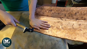 Fireplace Hood - Chapter 2 - Rolling The Edges