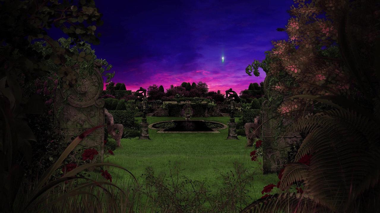 The Midnight Garden Nessun Dorma