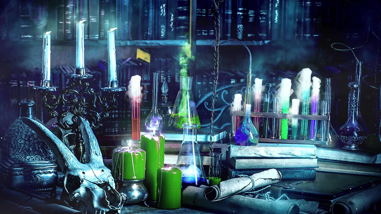 The Mad Scientist's Lab