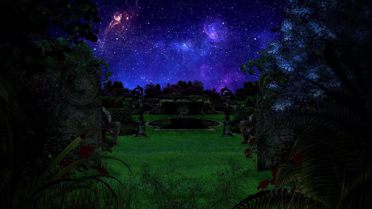 Midnight Garden Never Enough