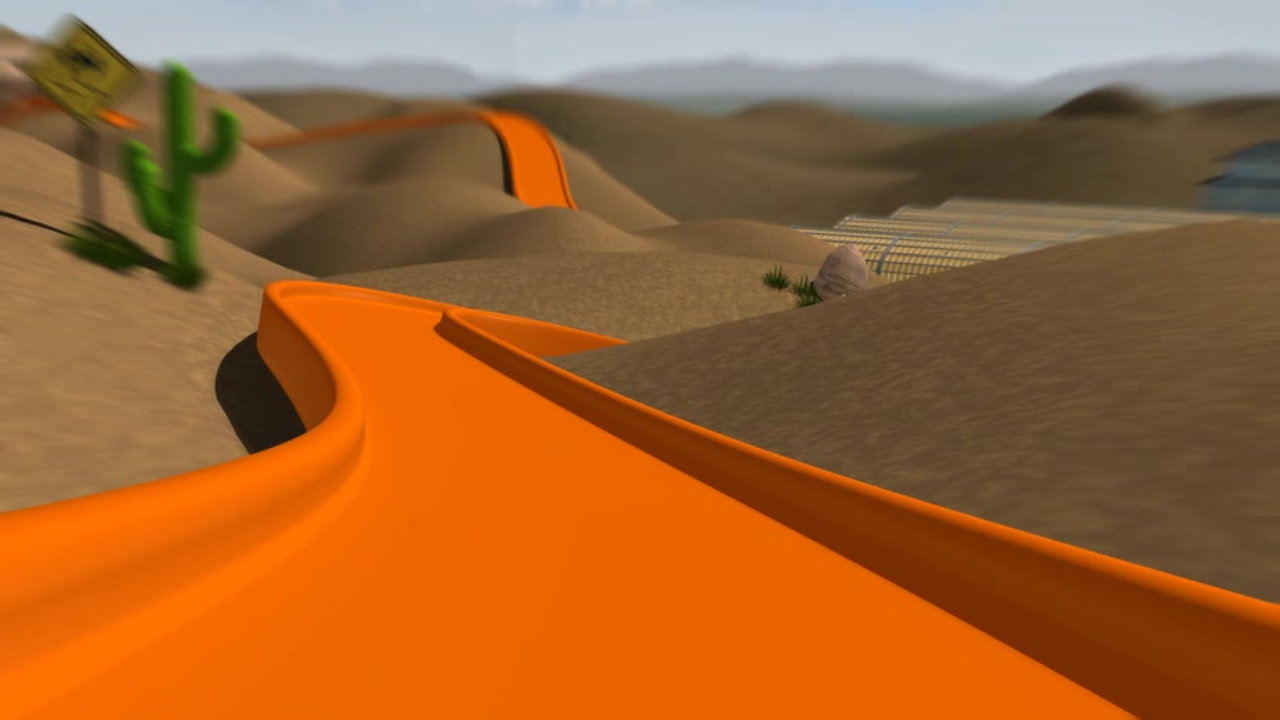 Hot Wheels Sizzle Animation
