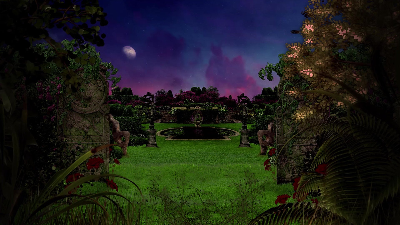 The Midnight Garden The Scientist