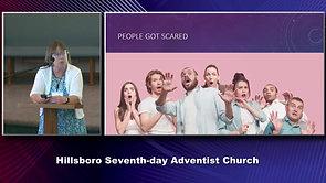 Hillsboro SDA Worship 4/17/2021