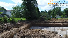 Foundation Footings