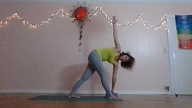 Vinyasa Flow Cultiver la Joie, les Energies Positives et la Chaleur