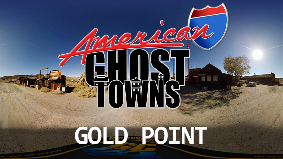 AMERICAN GHOST TOWNS - GOLD POINT