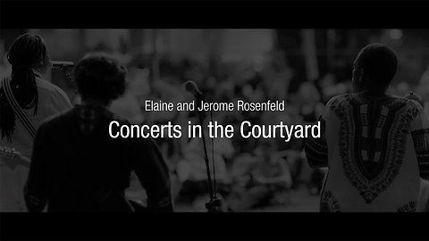 Concerts in the Courtyard 2017