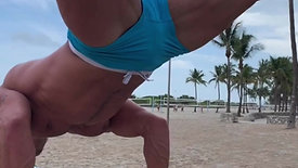 Muscle Beach - Miami