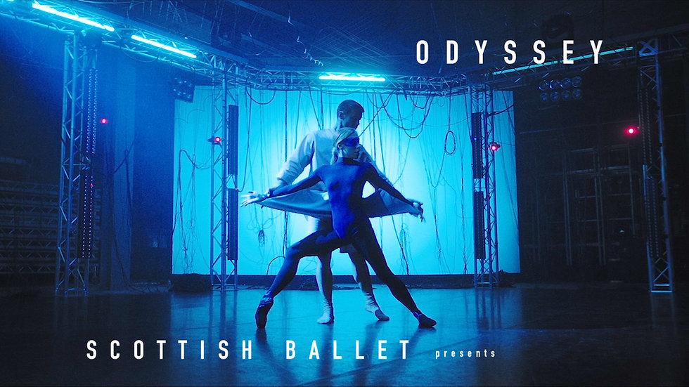 """Odyssey"" Trailer - A Short Film by Scottish Ballet"