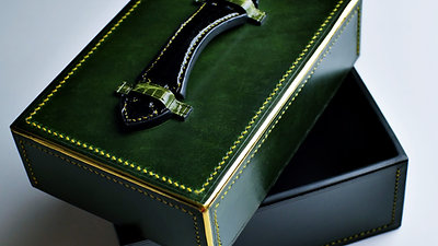 Solid Leather Box Making Part 2 of 2
