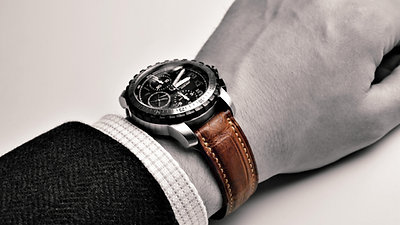 The Making Of Luxury Watch Straps. Part 1 of 3