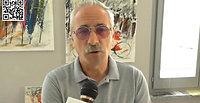Roberto Sironi tra arte e ciclismo