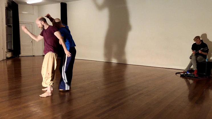 Dansen met Tom Goldhand