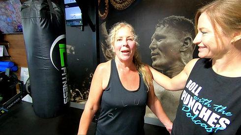 Boxing Workshop Julie Testimonial