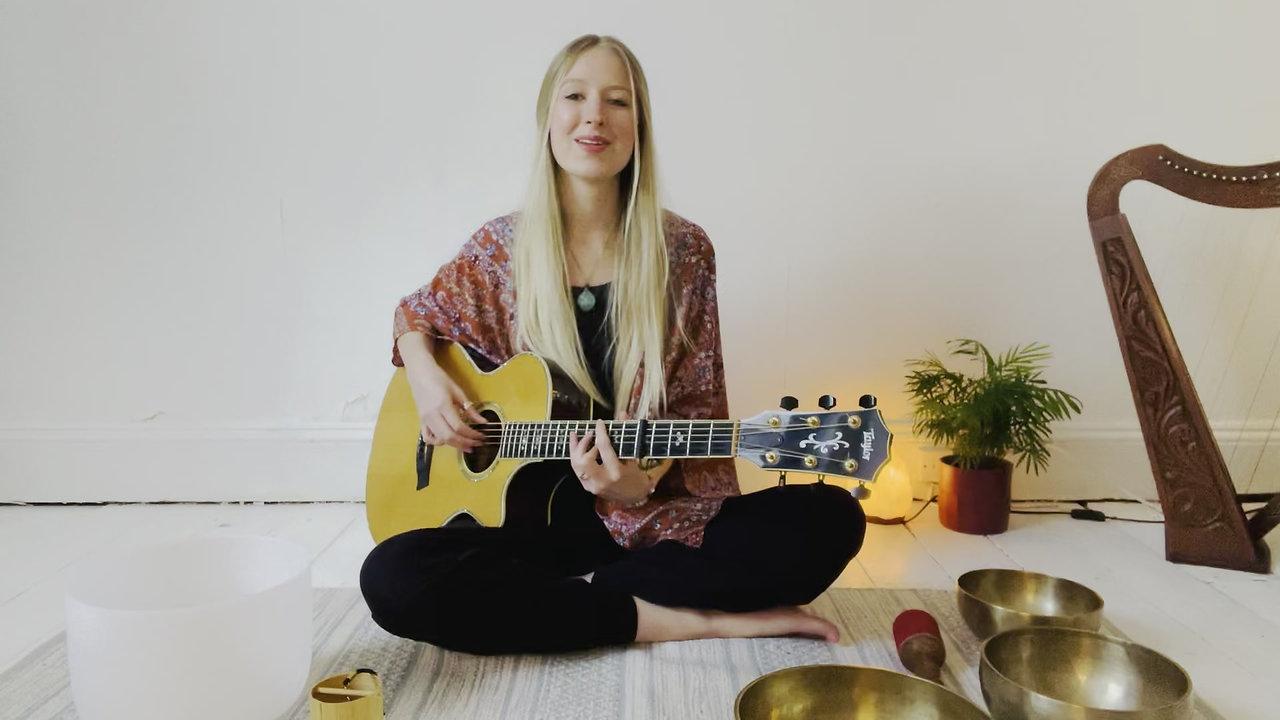 Pregnancy Chakra Meditation