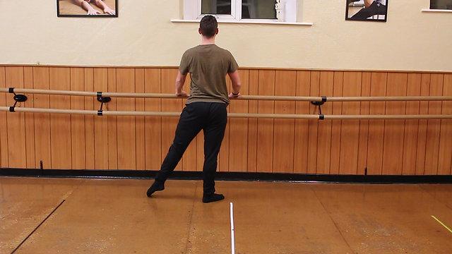 Grade 3 & 4 Ballet