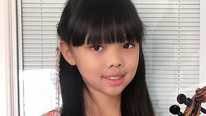 Annie Fangyiqing Hu, Violinist