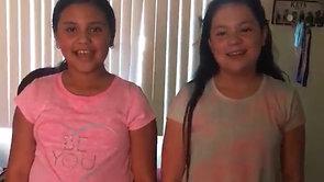 Alicia & Kimberly Lopez, Dance Duet