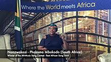 Best African Song Award - Nonzwakazi