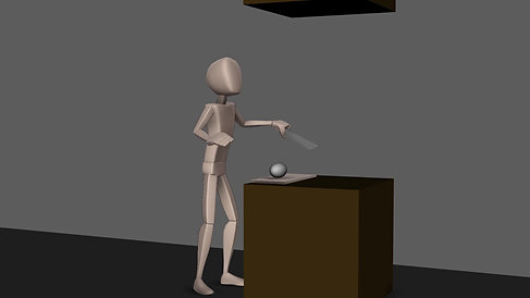 Animating A Biped