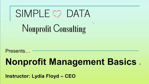 Nonprofit Consulting Workshop_07.09.2020