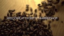Barbershop TV Complementary Coffee & Tea