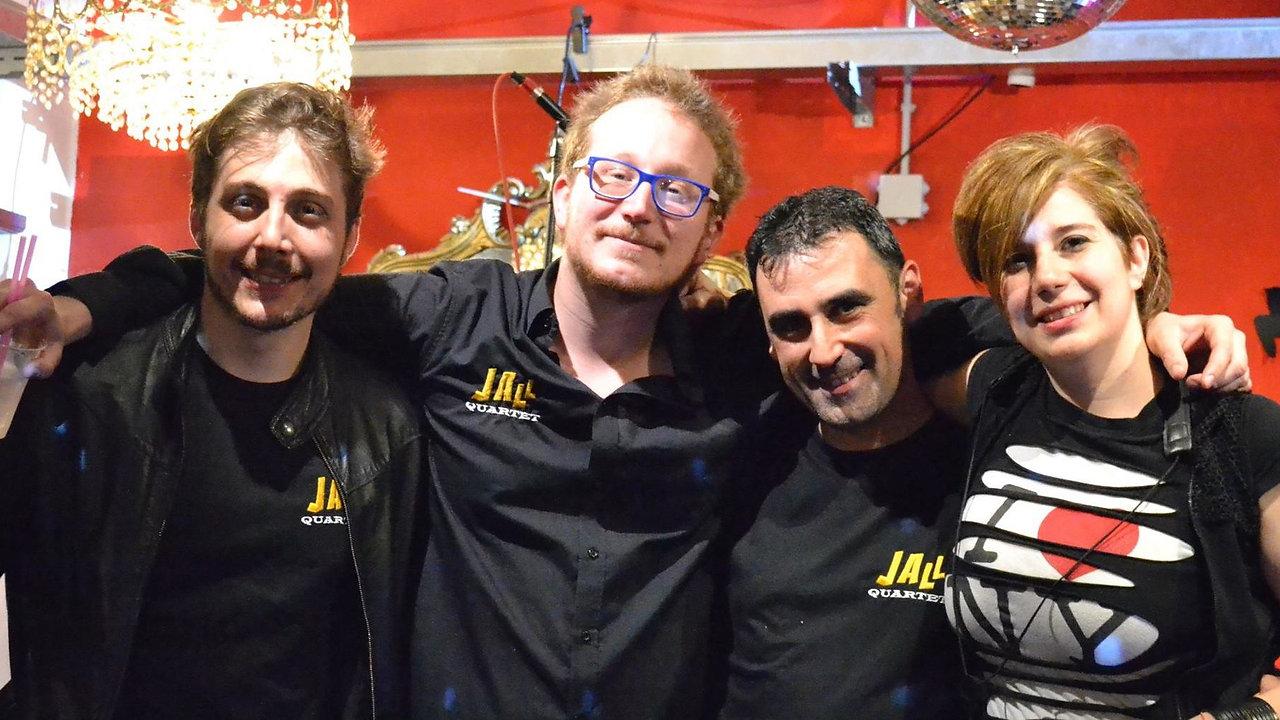 JALL Quartet