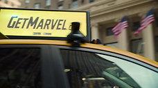 Lyft Marvel Ads