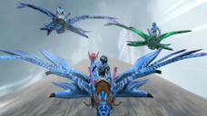 Avatar: Pandora Rising - Banshee Fly